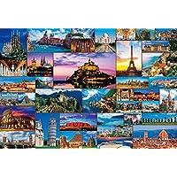 1000ピース ジグソーパズル 世界遺産コレクション 40(49x72cm)