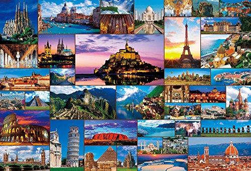 1000ピース ジグソーパズル 世界遺産コレクション 40(...