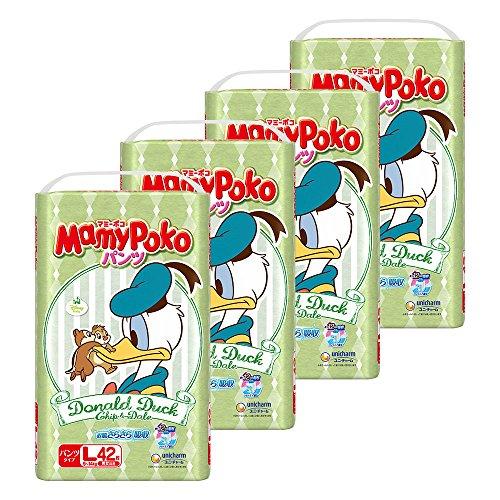 【Amazon.co.jp限定】マミーポコパンツ Lサイズ(9~14kg) 16...
