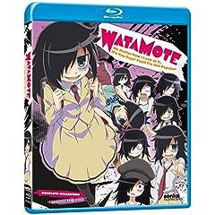 私がモテないのはどう考えてもお前らが悪い!: コンプリート・コレクション 北米版 / Watamote: Complete Collection [Blu-ray][Import]