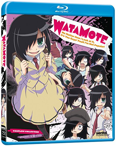 Watamote: Complete Collection/...