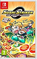 Sushi Striker: The Way of Sushido (Nintendo Switch) (輸入版)