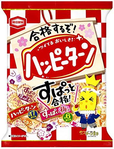 亀田製菓 すぱっと合格!ハッピーターン 92g×12袋