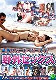 高級リゾート・ビーチで野外セックス [DVD]