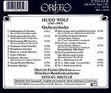 ヴォルフ:歌曲集  (Wolf, Hugo: Orchesterlieder) 画像