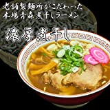 濃厚煮干しラーメン3パック(6人前) 竹鼻製麺所
