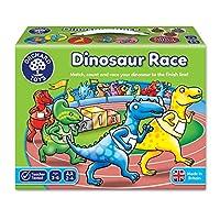 (1, assorted colours) - Dinosaur Race