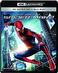 アメイジング・スパイダーマン2TM 4K ULTRA HD & ブルーレイセット [4K ULTRA HD + Blu-ray]