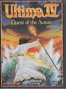 ウルティマⅣ  Quest of the Avatar  MSX2