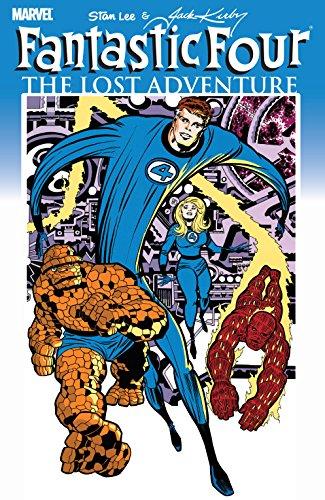 Download Fantastic Four: The Lost Adventure (2008) #1 (English Edition) B0716BWLZW