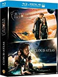 Jupiter: le destin de l'Univers + Cloud Atlas [Blu-ray + Copie digitale]