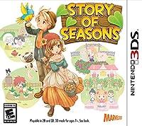 Story of Seasons - Nintendo 3DS (輸入版:北米) [並行輸入品]