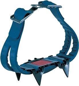 モンベル(mont‐bell) スノースパイク シングルフィット 1129611 スノートレッキング必須アイテム ブラック BK