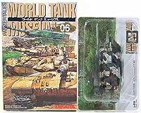 【15】 タカラ 1/144 ワールドタンク ミュージアム Vol.6 Strv.122 スウェーデン軍 冬期3色迷彩 単品