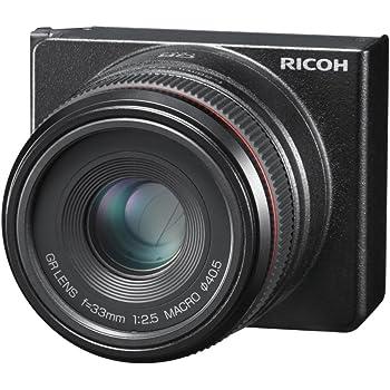 RICOH GXR用カメラユニット GR LENS A12 50mm F2.5 MACRO 170390