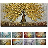 Wall Art Abstract Paintings Modern Oil Painting On Canvas Home Decoration Living Room Pictures Handpainted No Framed HF0010 (