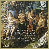 Bach, J.S.: Secular Cantatas by RIAS Kammerchor
