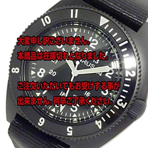 ベンラス BENRUS クオーツ メンズ 腕時計 TYPE2-BK [並行輸入品]