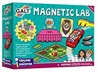 Galt Explore and Discover Magnetic Lab Science Experiment Kit [並行輸入品]