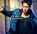 UNLIMITED(初回盤B)(DVD付) [CD+DVD, Limited Edition] / キム・ヒョンジュン (CD - 2012)