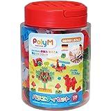ポリエム PolyM バラエティセット 128ピース 760084S41