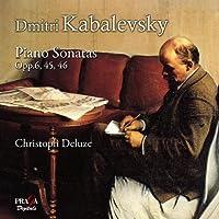 Piano Sonatas Nos. 1-3