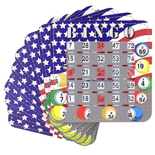 アラン・パーソンズ・プロジェクトコレクション™ Bingo Shutterカード10-pk Tapp Collections
