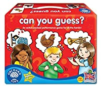 Orchard Toys Can You Guess a Performance Game [並行輸入品]