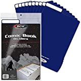 BCW Comic Book Dividers Blue (25 Dividers Per Pack)