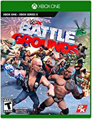 WWE 2K Games Battlegrounds(輸入版:北米)- XboxOne