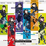 Changing point♪i☆RisのCDジャケット