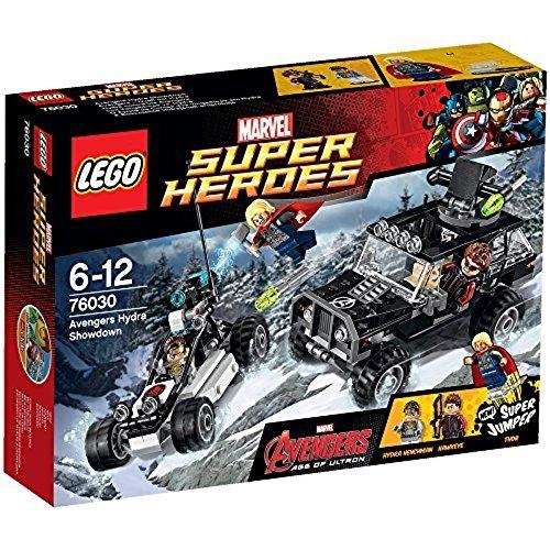 『レゴ (LEGO) スーパー・ヒーローズ アベンジャーズとヒドラの決戦 76030』のトップ画像