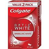 Colgate Optic White Sparkling Mint, 100g (Pack of 2)