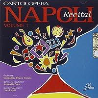 イタリア声楽作品集「ナポリ・リサイタル」1(カラオケ付)