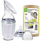 Haakaa Gen 3 Manual Breastpump & Bottle 8oz/250ml