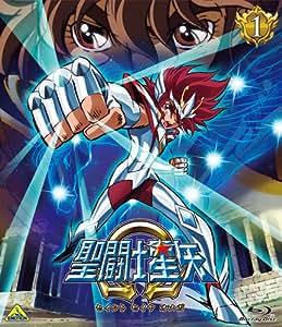 聖闘士星矢Ω 1 [Blu-ray]