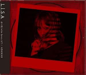 赤い罠(who loves it?)/ADAMAS(初回生産限定盤)(DVD付)