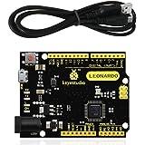 KEYESTUDIO 5V Leonardo R3開発ボード+ USBケーブル for Arduinoと互換