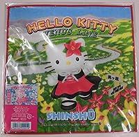 Hello Kitty VENUS LINE SINSHU 信州限定 プチタオル ハローキティ 信州 ヴィーナスライン ハンドタオル