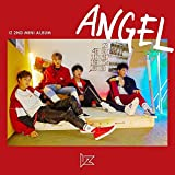 アイズ - ANGEL (2nd Mini Album) CD+Booklet+Photocards+ID Card [韓国盤]
