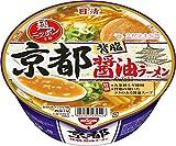 日清麺ニッポン 京都背脂醤油ラーメン 122g