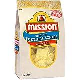 Mission Original Tortilla Strips, White Corn Chips, 230g