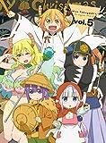 【Amazon.co.jp限定】小林さんちのメイドラゴン 5(全巻購入特典:全巻収納BOX引換シリアルコード付) [DVD]