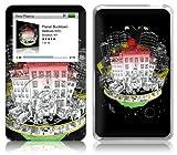 Music Skins iPod Classic用フィルム Methods NYC – Planet iPod classic MSFSIPC00066