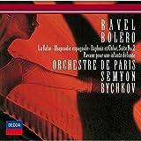 ラヴェル:ボレロ、ラ・ヴァルス、スペイン狂詩曲、他