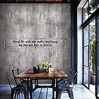 壁紙3Dレトロな壁紙寝室デンレストランコーヒーショップ壁紙