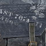 キャンバスメッセンジャーバッグ AEO CANVAS MESSENGER BAG アメリカンイーグルアウトフィッターズ画像④