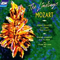 String Quartet 19 Dissonance / String Quartet 6