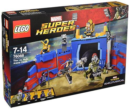 レゴ(LEGO)スーパー・ヒーローズ ソー vs.ハルクアリーナクラッシュ 76088
