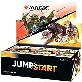 ウィザーズ・オブ・ザ・コースト MTG マジック:ザ・ギャザリング Jump Start(Jump Start Booster Box) 英語版 24パック入り (BOX)